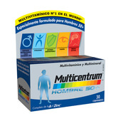 MULTICENTRUM HOMBRE 50+ 30 Tabs - MULTICENTRUM