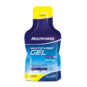MULTICARBO GEL + Palatinose - 24 x 40g - MULTIPOWER