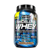 MICELAR WHEY PERFORMANCE SERIES 907g - MUSCLETECH