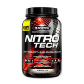 NITRO TECH PERFORMANCE SERIES 907g - MUSCLETECH