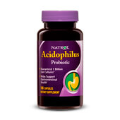 ACIDOPHILUS PROBIOTIC 100 Caps - NATROL
