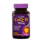 CoQ-10 100mg - 30 Softgels - NATROL