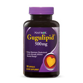 GUGULIPID 500mg - 100 Caps - NATROL