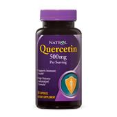 QUERCETIN 500 mg - 50 Caps - NATROL