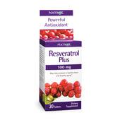 RESVERATROL PLUS 100 mg - 30 Tabs - NATROL