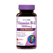 VITAMIN B12 - 5000mcg 100 Tabs - NATROL