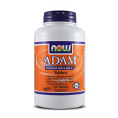ADAM MENS MULTI 120 Tabs - NOW FOODS
