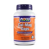 CAL-MAG CAPS 120 Caps - NOOW FOOD