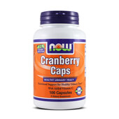 CRANBERRY 100 Caps - NOW FOODS