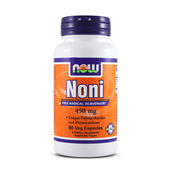 NONI 450mg 90 VCaps - NOW FOODS