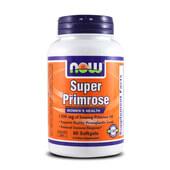 SUPER PRIMROSE 1300mg 60 Softgels - NOW FOODS