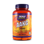AAKG 3500 - 180 Tabs - NOW FOOD