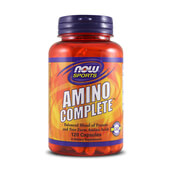 AMINO COMPLETE 120 Caps - NOW SPORTS