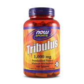 TRIBULUS 1000mg 180 Tabs - NOW SPORTS