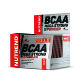 BCAA MEGA STRONG POWDER 20 x 10g - NUTREND