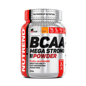 BCAA MEGA STRONG POWDER - 500g - NUTREND