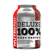 DELUXE 100% WHEY PROTEIN 2250g - NUTREND