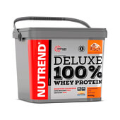 DELUXE 100% WHEY PROTEIN 4000g - NUTREND