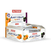 JUST FRUIT SPORT 18 Barritas de 70g - NUTREND ENDURO DRIVE