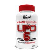 LIPO 6 - 120 Caps - NUTREX