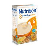 8 CEREALES MIEL 600g - NUTRIBEN