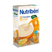 8 CEREALES MIEL DIGEST 600g - NUTRIBEN