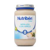 POTITOS MERLUZA CON ARROZ 250g - NUTRIBEN