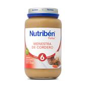 POTITOS MENESTRA DE CORDERO 250g - NUTRIBEN