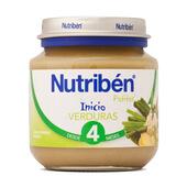 POTITOS INICIO VERDURAS 130g - NUTRIBEN