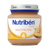 POTITOS MULTIFRUTAS 130g - NUTRIBEN