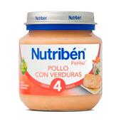 POTITOS POLLO CON VERDURAS 130g - NUTRIBEN