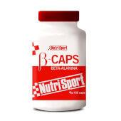 B-CAPS BETA ALANINA 100 Caps - NUTRISPORT
