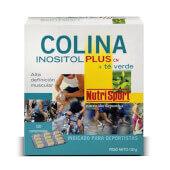COLINA INOSITOL PLUS + TE VERDE 120 Tabs - NUTRISPORT