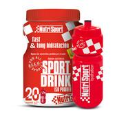 SPORT DRINK ISO POWDER + BIDON 1120g - NUTRISPORT