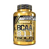 BCAA 8.1.1 (Xtrem Gold Series) 120 Caps - NUTRYTEC