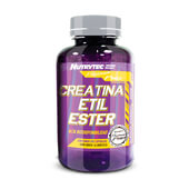 CREATINA ETIL ESTER (Platinum Pro) 100 Caps - Nutrytec