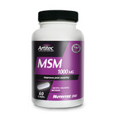 MSM 60 Caps - NUTRYTEC