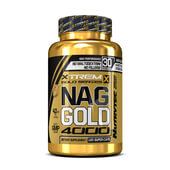 NAG GOLD 4000 (Xtrem Gold Series) 120 Caps - NUTRYTEC