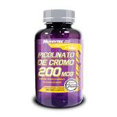 PICOLINATO DE CROMO 200 mcg (Platinum Pro) 100 Caps