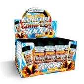 ENERGY COMPLEX 2000 (Professional Platinum Series) 20 x 60 ml - NUTRYTEC