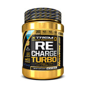 RECHARGE TURBO V2.0 (Xtrem Gold Series) 500g - NUTRYTEC