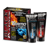 TERMOTEC BLACK PLATINUM 2 x 200 ml - NUTRYTEC