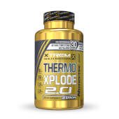 THERMO XPLODE 2.0 (Xtrem Gold Series) 120 Caps - NUTRYTEC