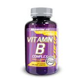 VITAMIN B COMPLEX (Platinum Pro) 60 Caps - NUTRYTEC