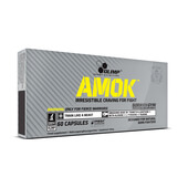 AMOK 60 Caps - OLIMP SPORT NUTRITION
