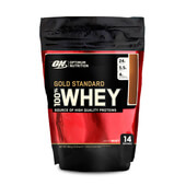 100% WHEY GOLD STANDARD 450 g - OPTIMUM NUTRITION