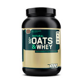 NATURAL 100% OATS & WHEY 1,36 Kg - OPTIMUN NUTRITION