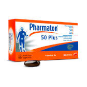 PHARMATON 50 PLUS 30 Caps - PHARMATON