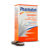 PHARMATON COMPLEX 30 Caps - PHARMATON