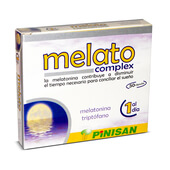 MELATO COMPLEX 30 Caps - PINISAN